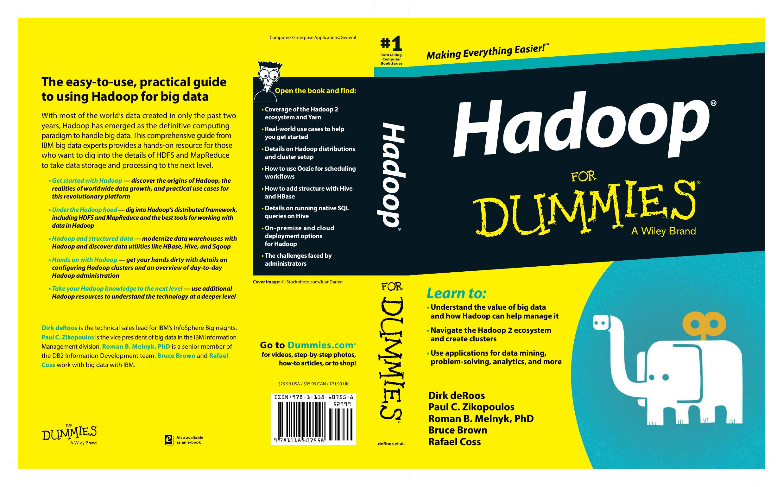 Hadoop For Dummies - Instructor websites   manualzz com