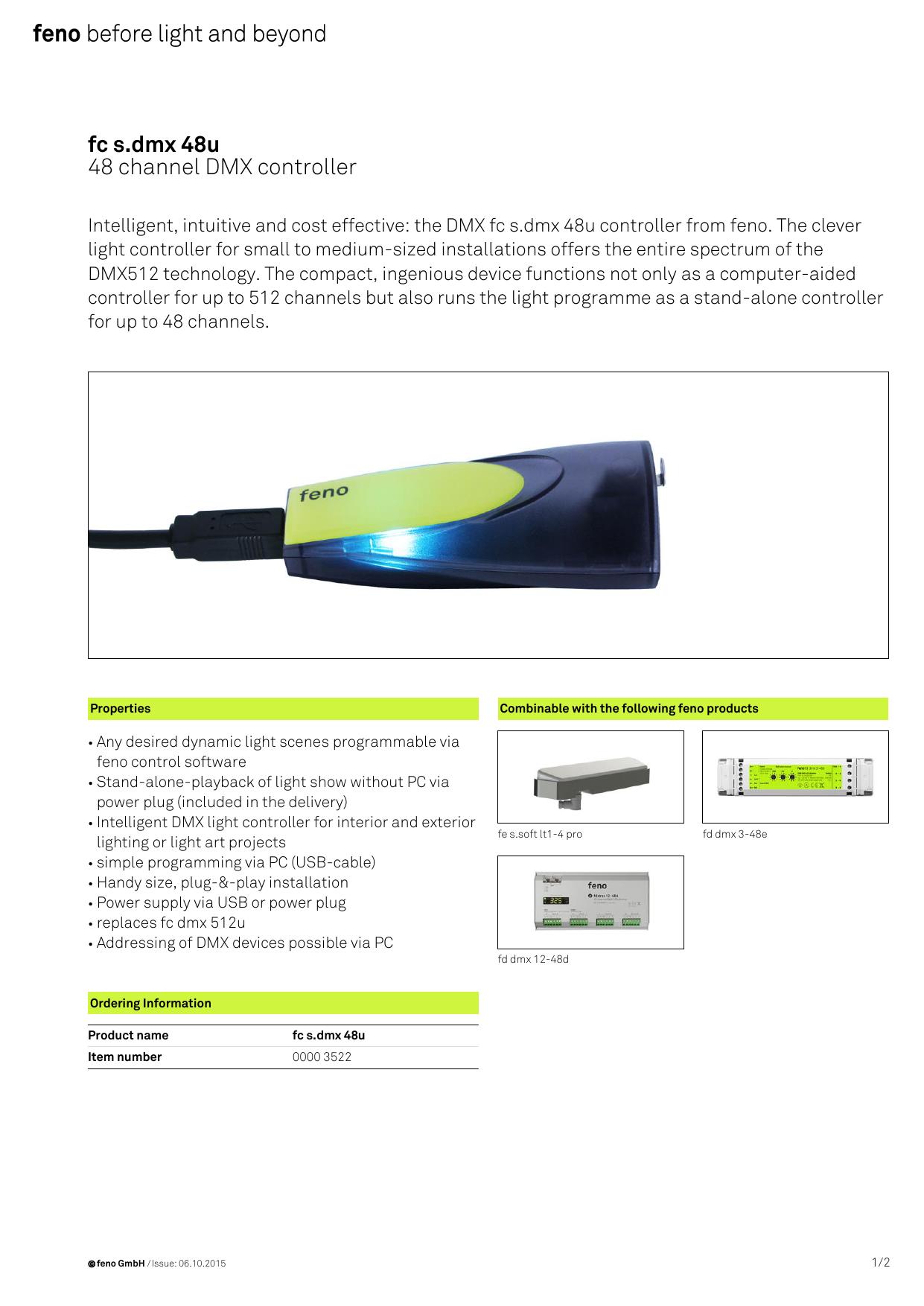 fc s.dmx 48u - Datasheet EN | manualzz.com on dmx soldering diagram, dmx xlr pinout, dmx control wiring, dmx wiring touch-and-go, programming diagram, dmx cable, dmx wiring guide, dmx rj45 pinout, dmx switch diagram, dmx connectors diagram, dmx lighting diagram, dmx controller hookup diagram,