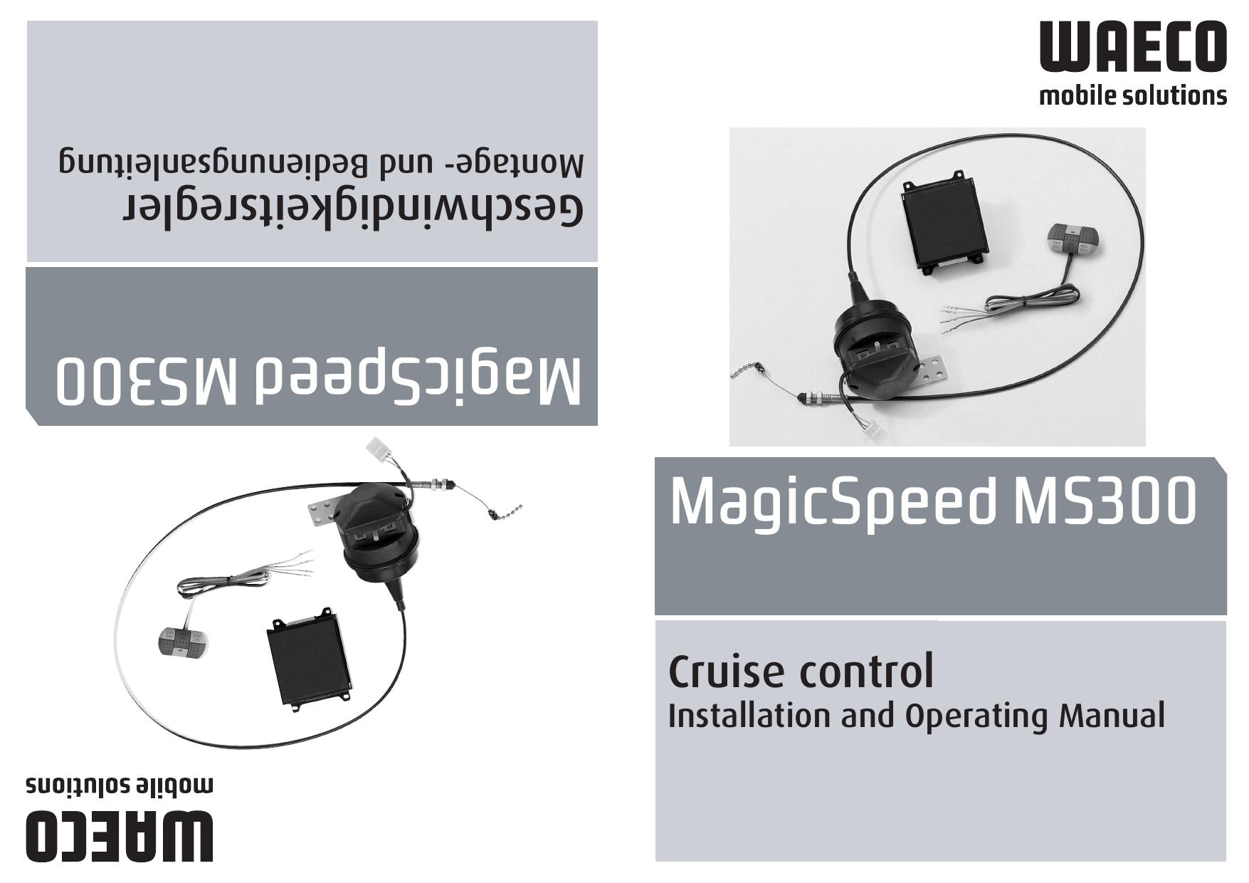 MagicSpee MagicSpeed MS300 | manualzz.com