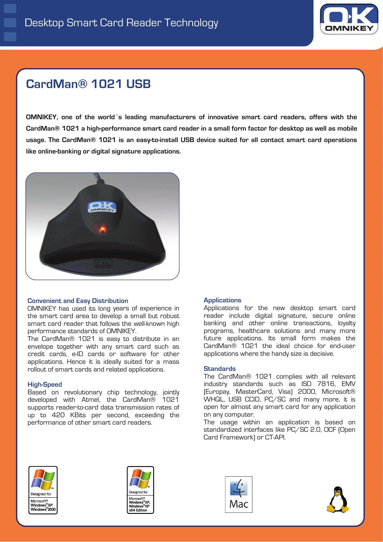 CardMan® 1021 USB - Hinnavaatlus foorum | manualzz com