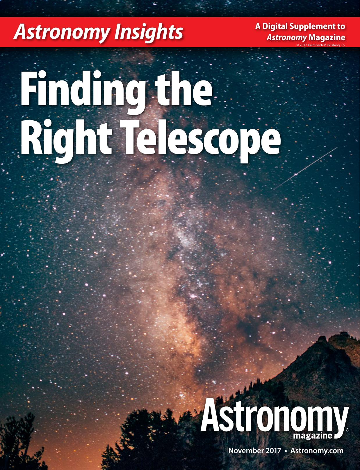 astronomy magazine kalmbach publishing - HD1238×1613