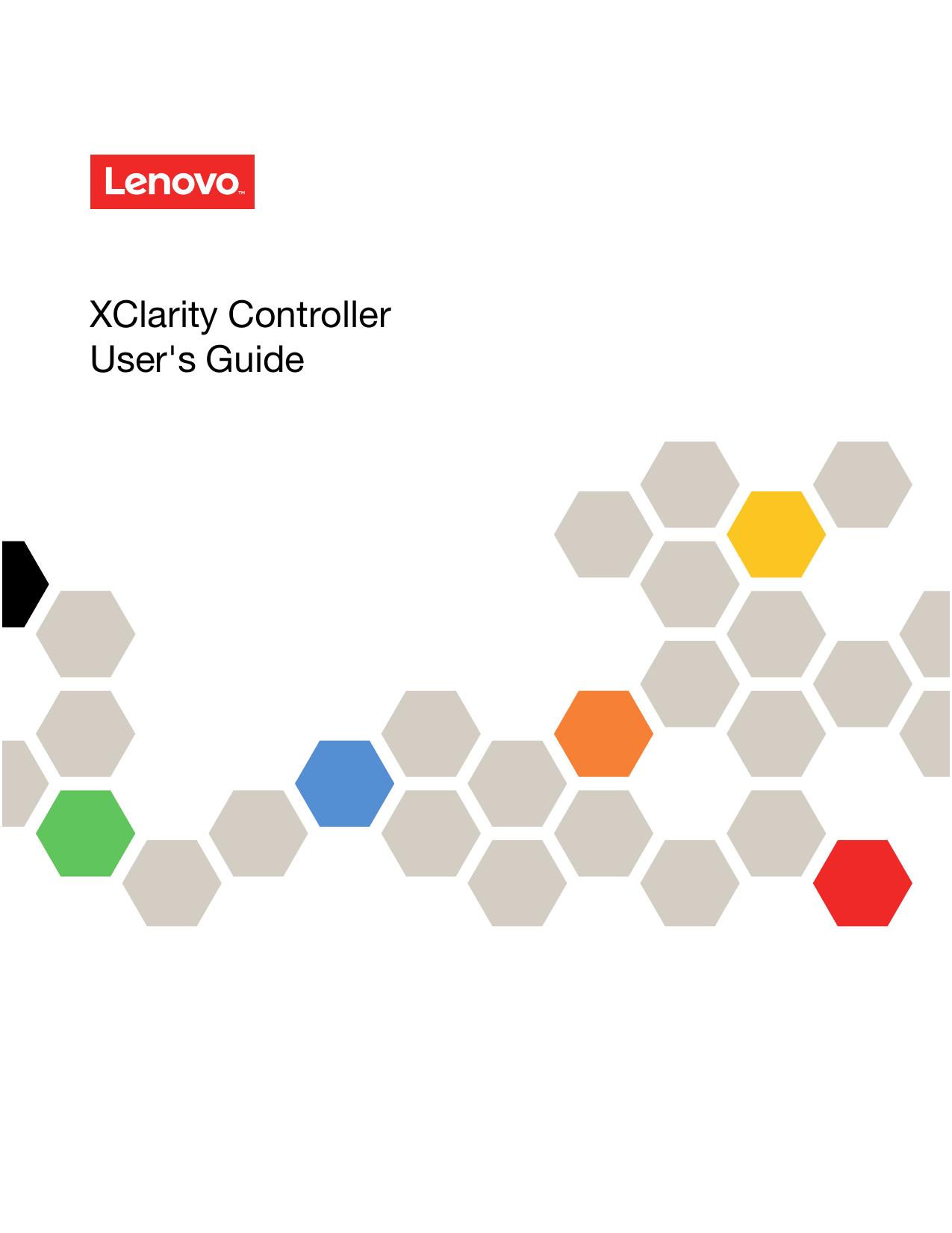 XClarity Controller User`s Guide - Lenovo   manualzz com