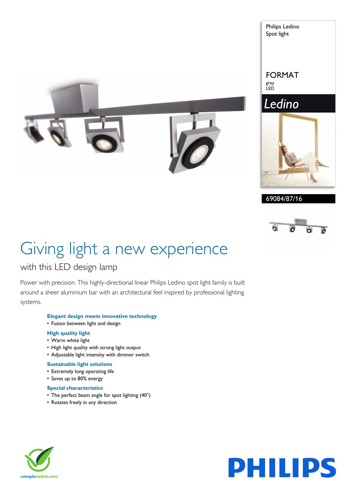 690848716 Philips Spot Light Manualzz