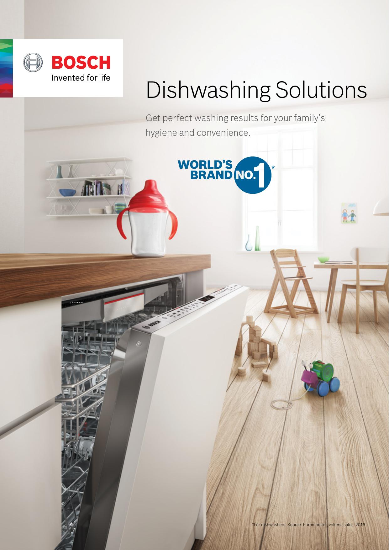 Freestanding Bosch Serie 2 Table Top Dishwasher SKS51E26EU Black