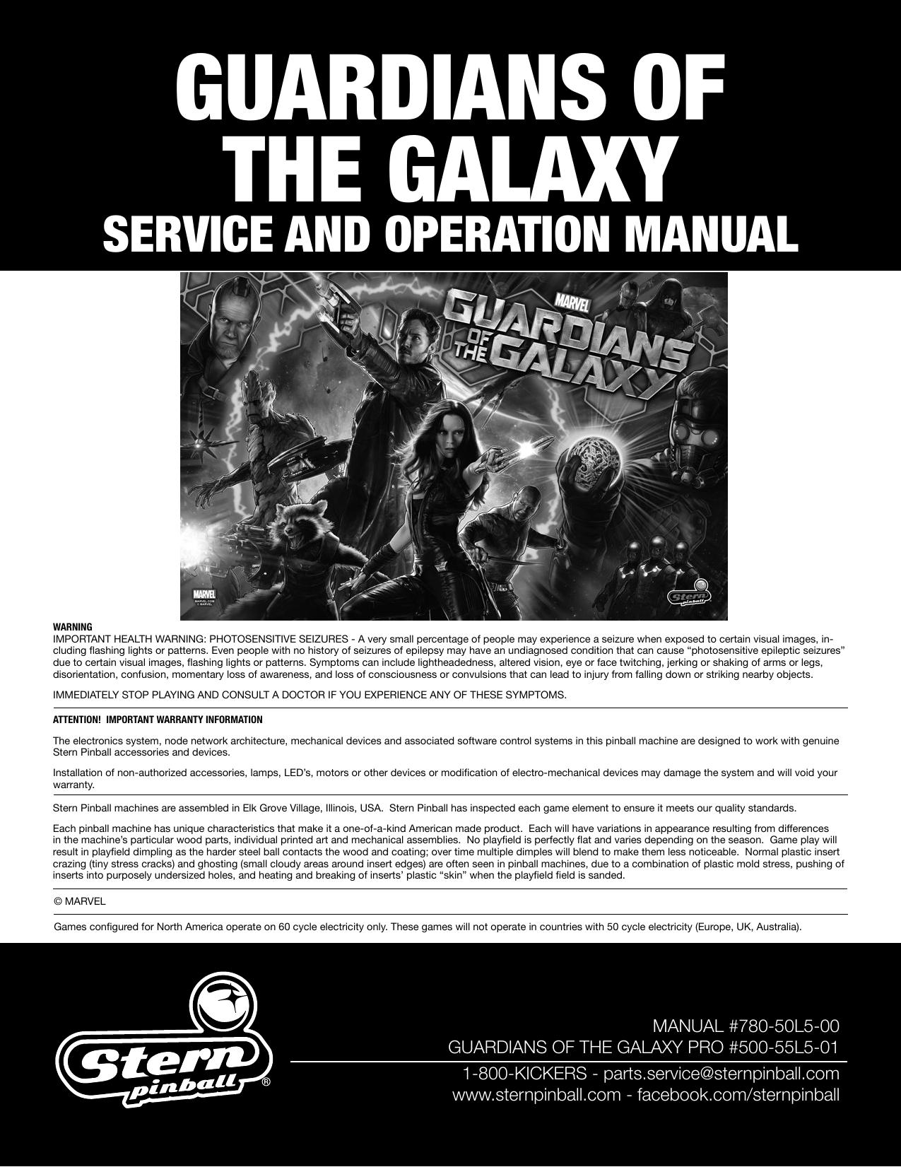 L5 Operation and Parts Manual | manualzz com