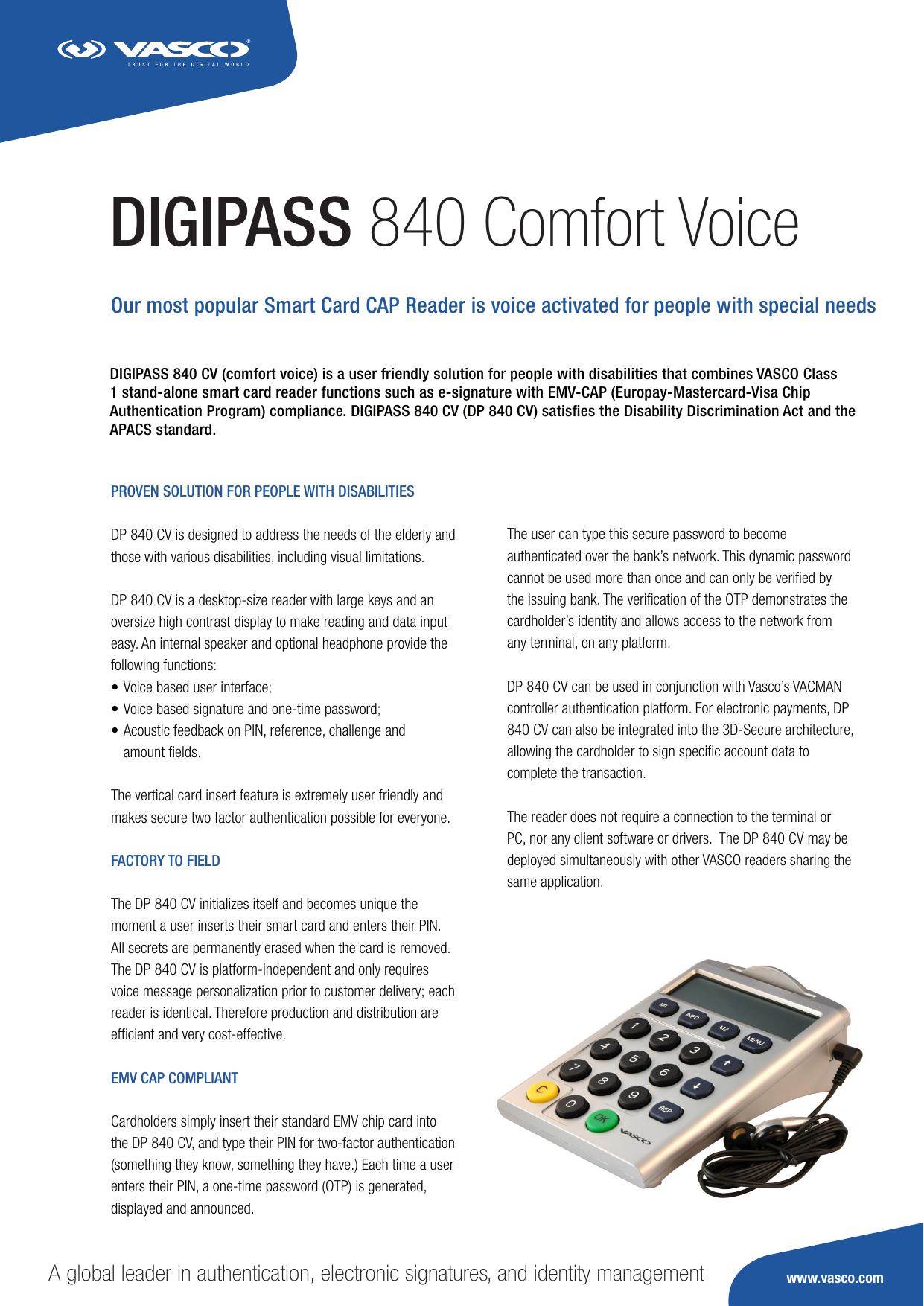 vasco digipass key 101 drivers