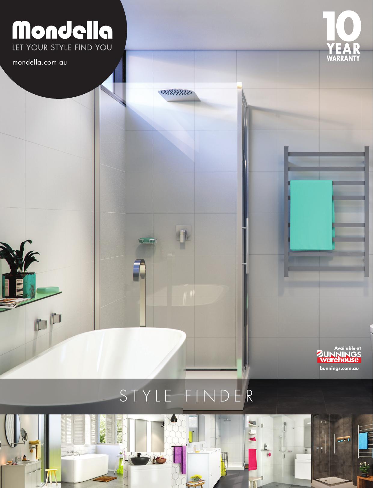 Mondella Vivace Matt Black Vogue Wall Mountable Toothbrush Tumbler Holder New