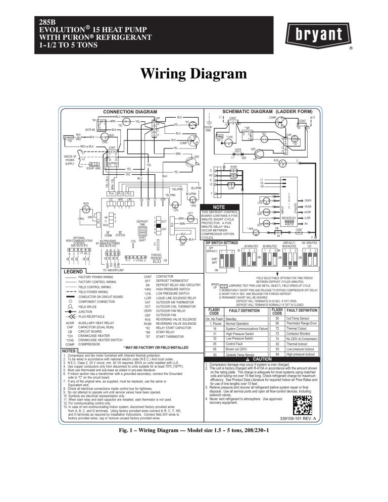 Wiring Diagram | Manualzz | Refrigeration Wiring Diagram 5 Ton |  | Manualzz