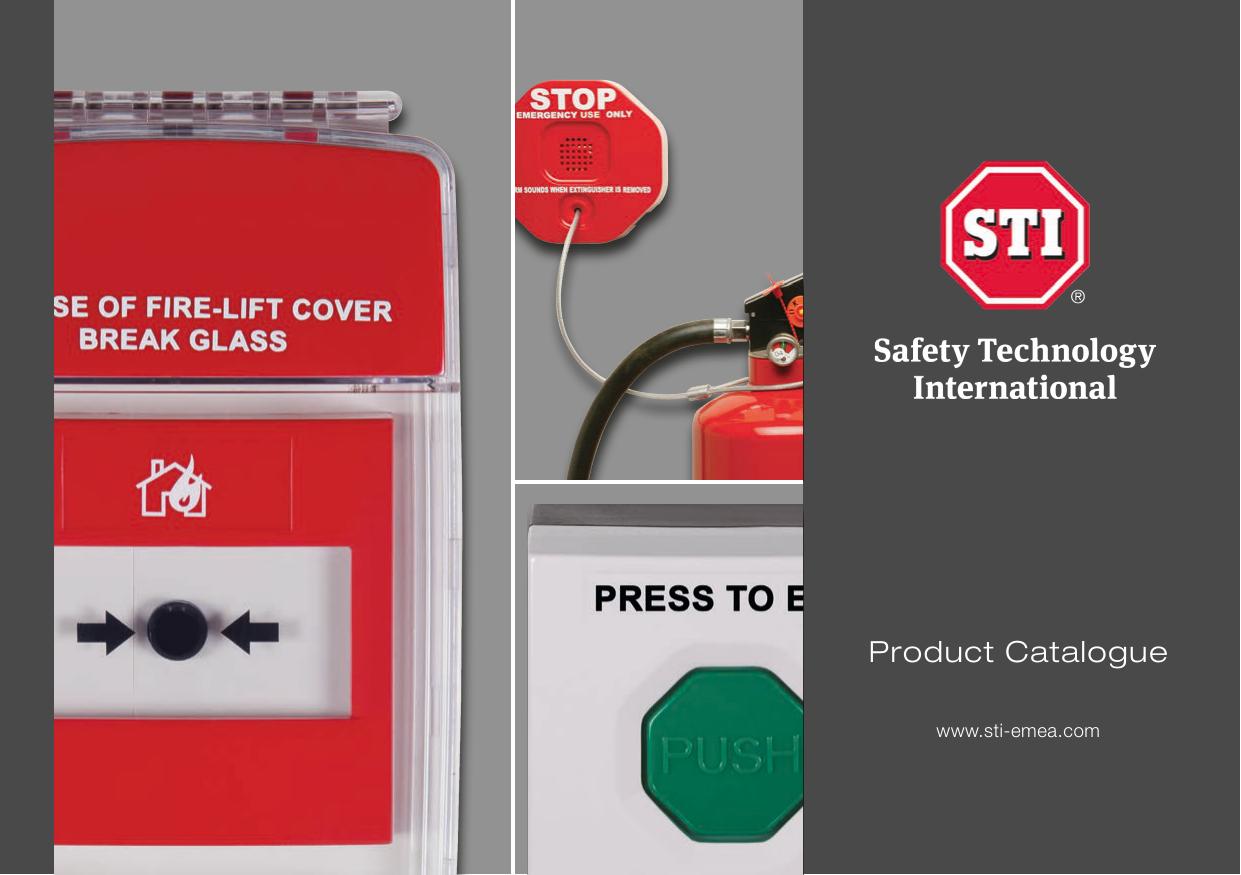 Surface, Safety Technology International Sti-7700 Universal Stopper Cover