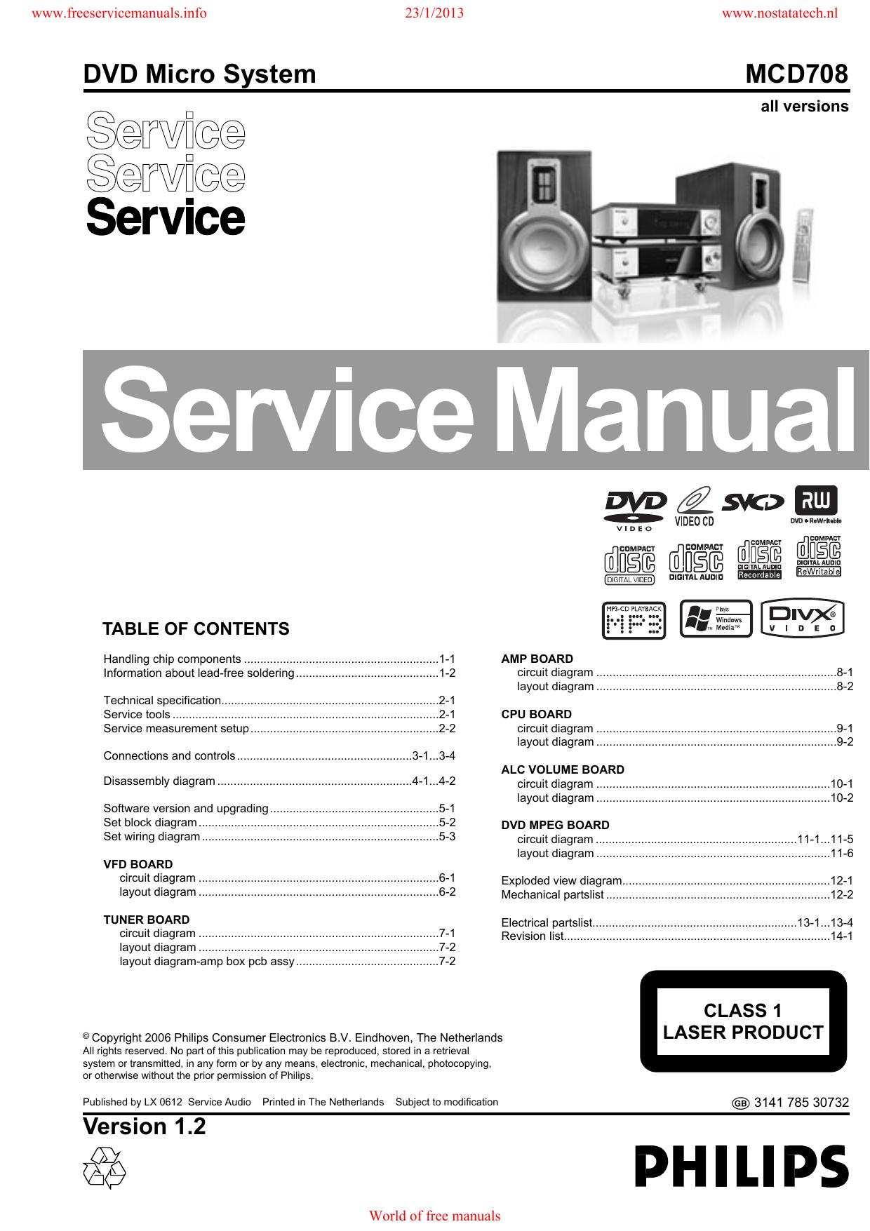MCD708 DVD Micro System | manualzz com