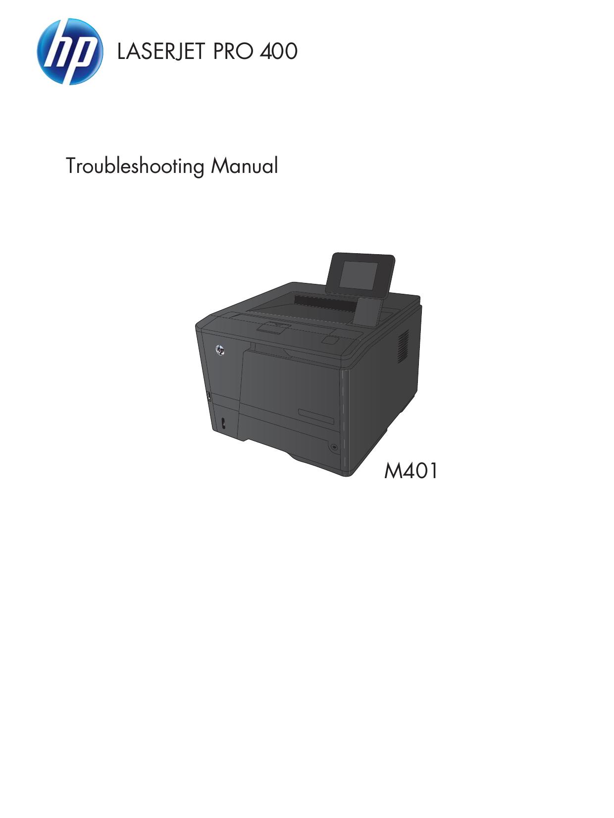 HP LaserJet Pro 400 M401dne M401dw printer AC power supply cord cable charger