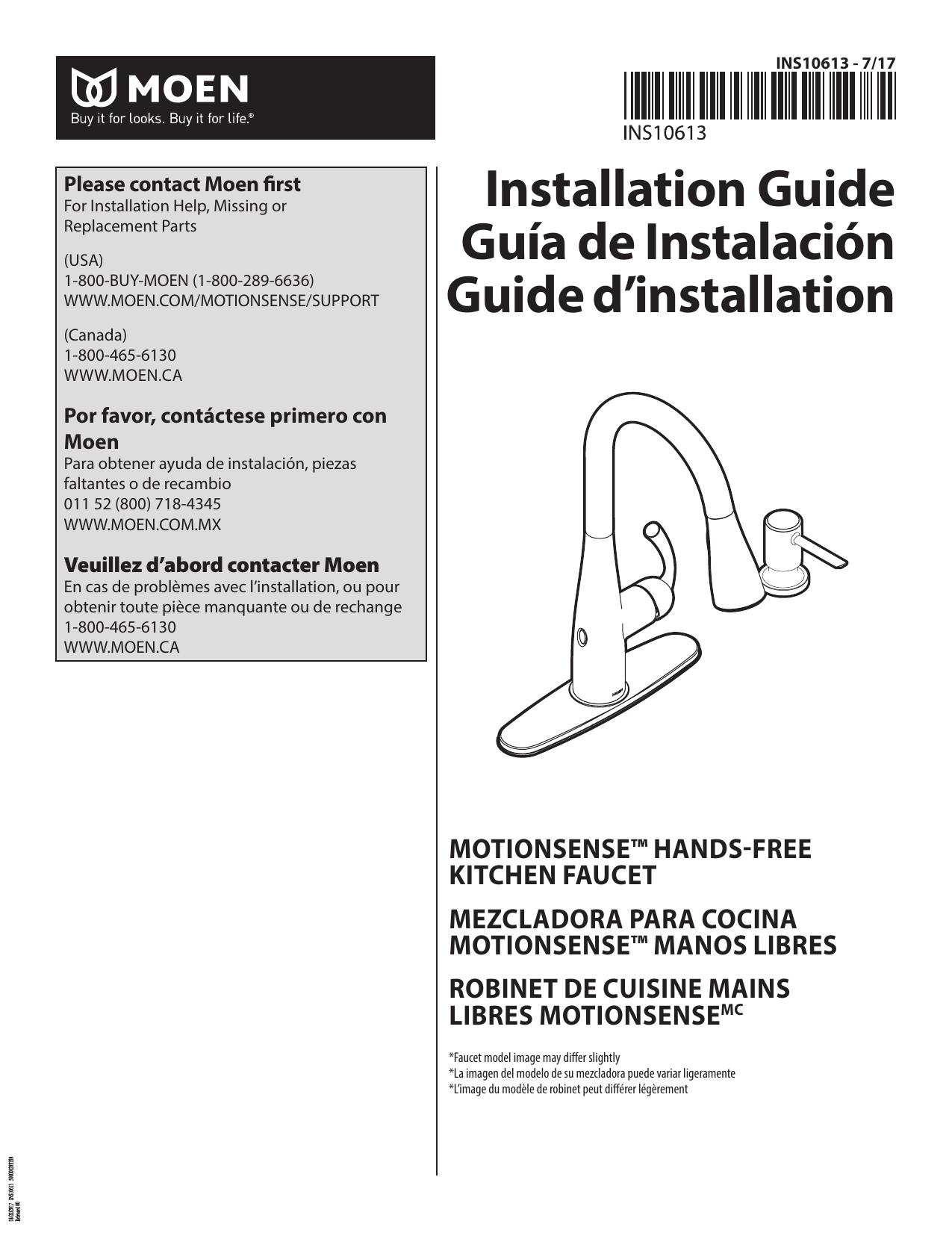 Installation Guide Guia De Instalacion Guide D 39 Manualzz