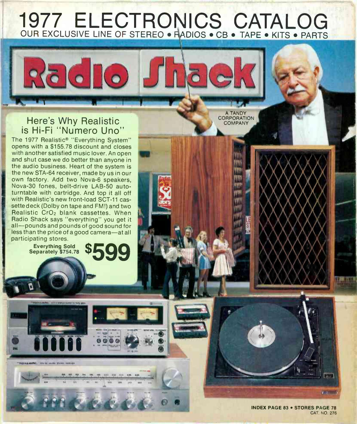 1977 electronics catalog | manualzz.com on