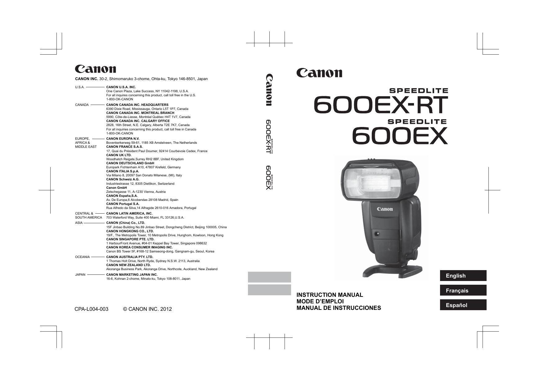 Caja Suave Flash Rebote Difusor para Canon Speedlite 600EX Vendedor GB