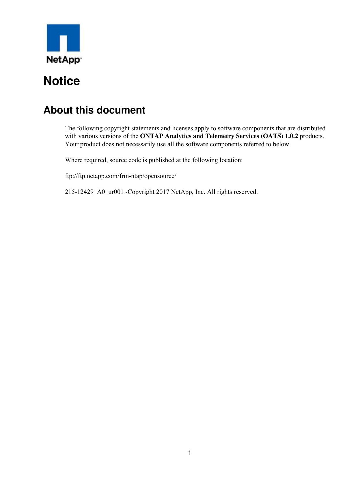 Notice - Amazon S3 | manualzz com