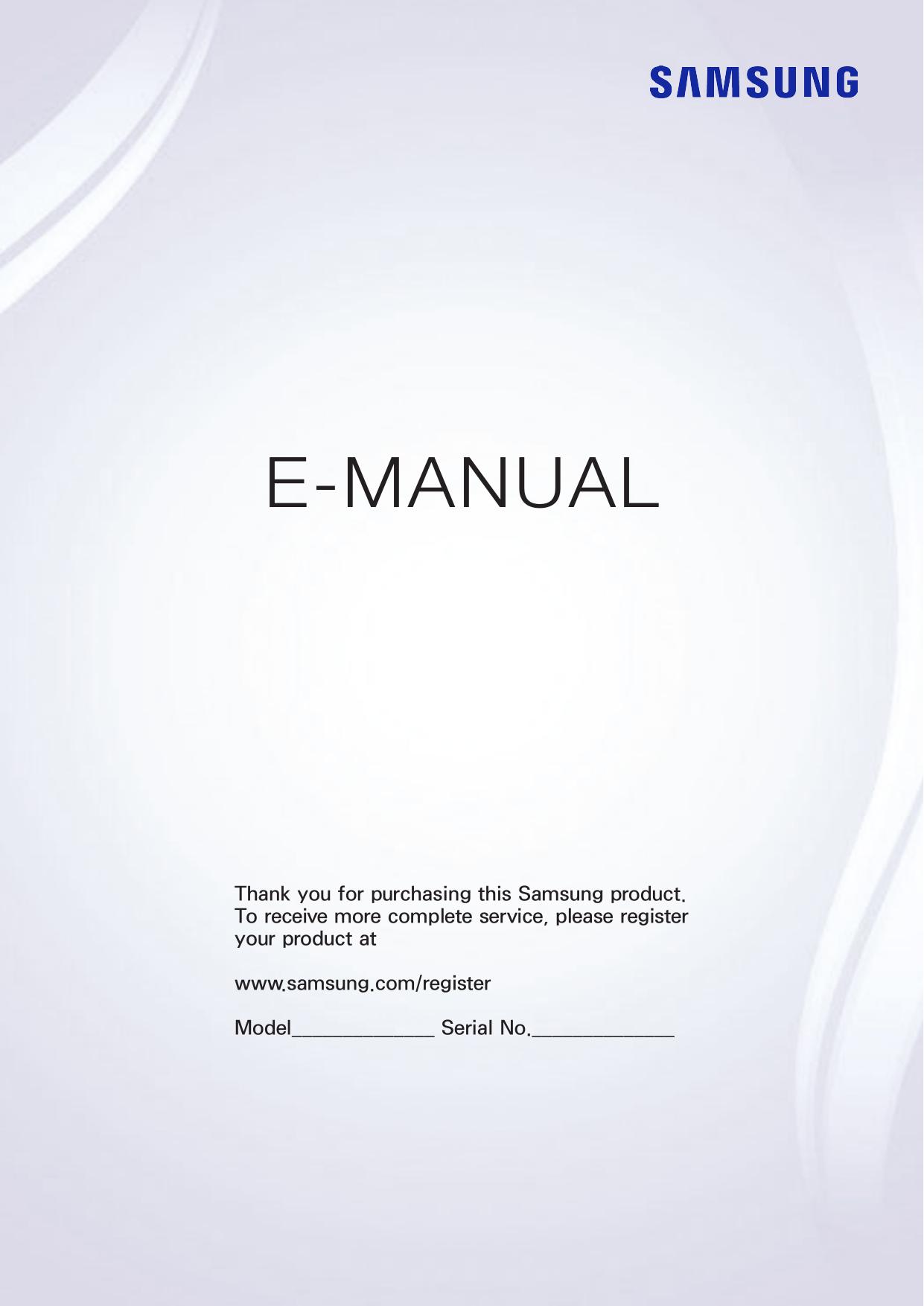Samsung UE32J4510AW User Manual | Manualzz
