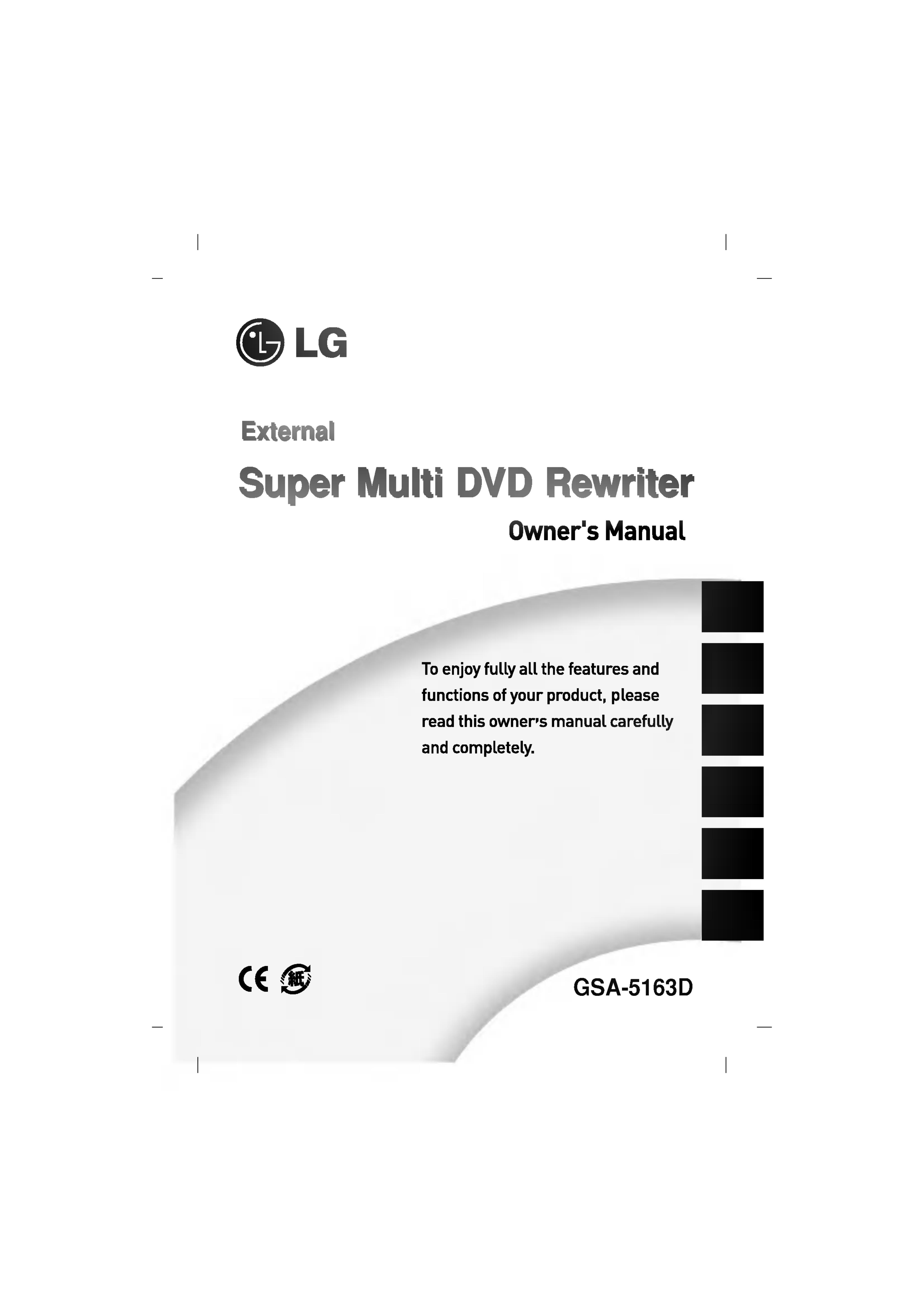 Gsa 5163d driver for mac.
