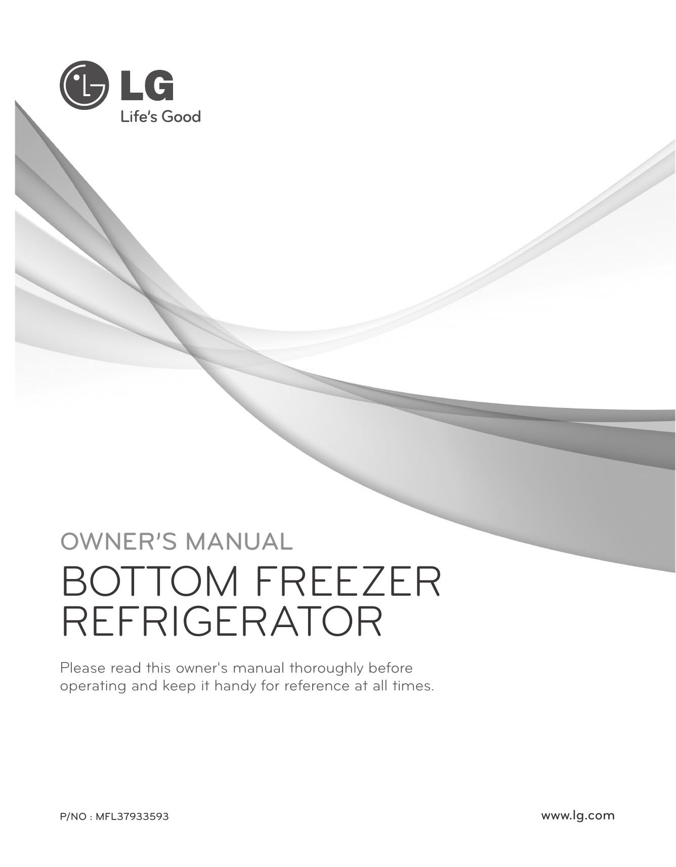 Lg Gr L219csl Owner S Manual Manualzz