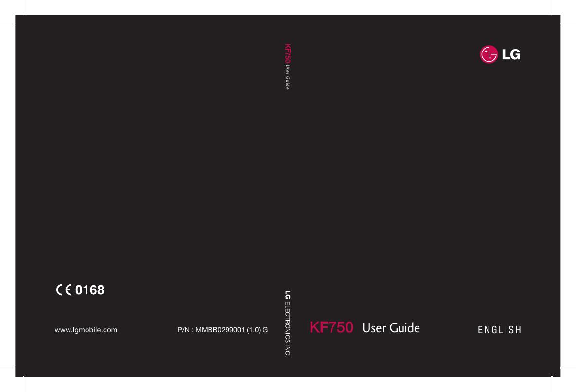 LG KF750 Owner's manual   manualzz com