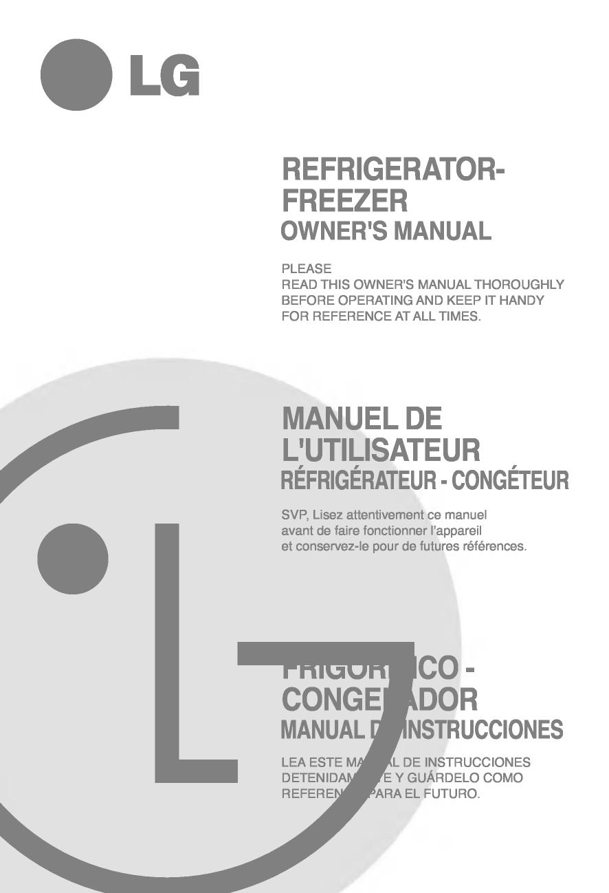 Lg Refrigerator Wiring Diagram