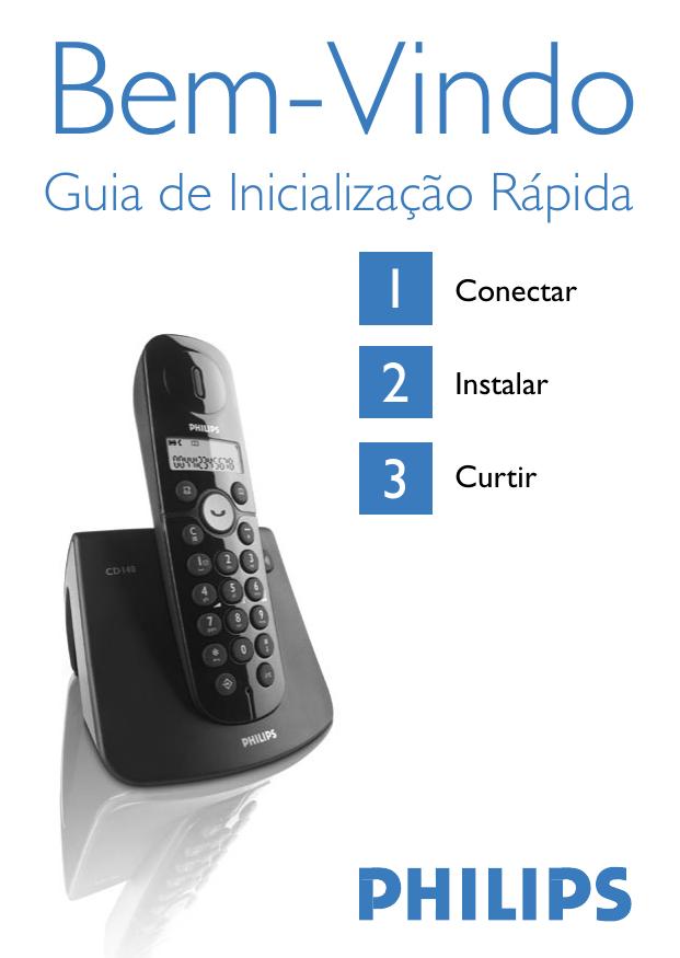 Manual Telefone Philips Cd140 EBook @ 10 ...