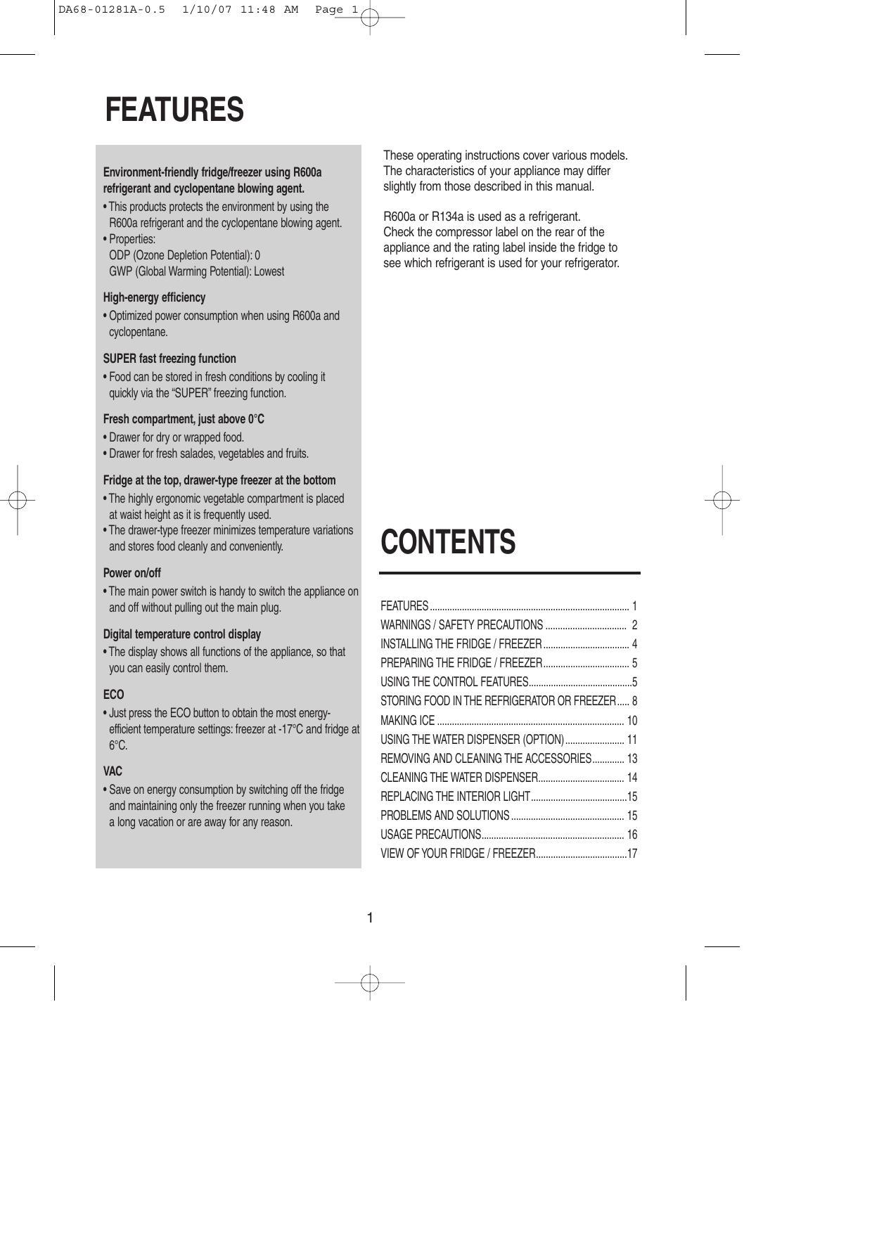 Samsung RL38SBSW User manual | manualzz com