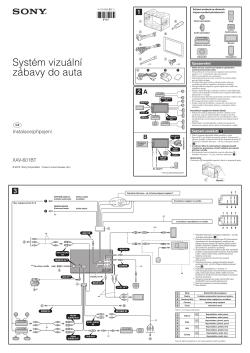 sony xav 601bt installation guide, operating instructions Sony Xav 601bt Wiring Diagram sony xav 60 wiring harness wiring