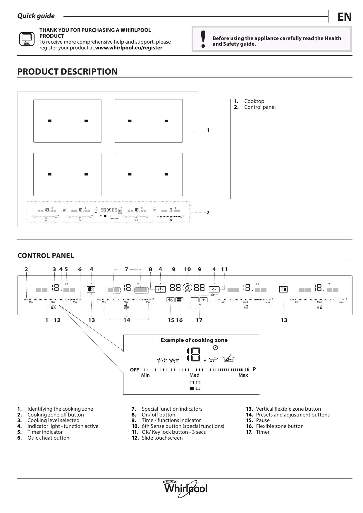 Whirlpool Smo 658c Ne User Guide Manualzz