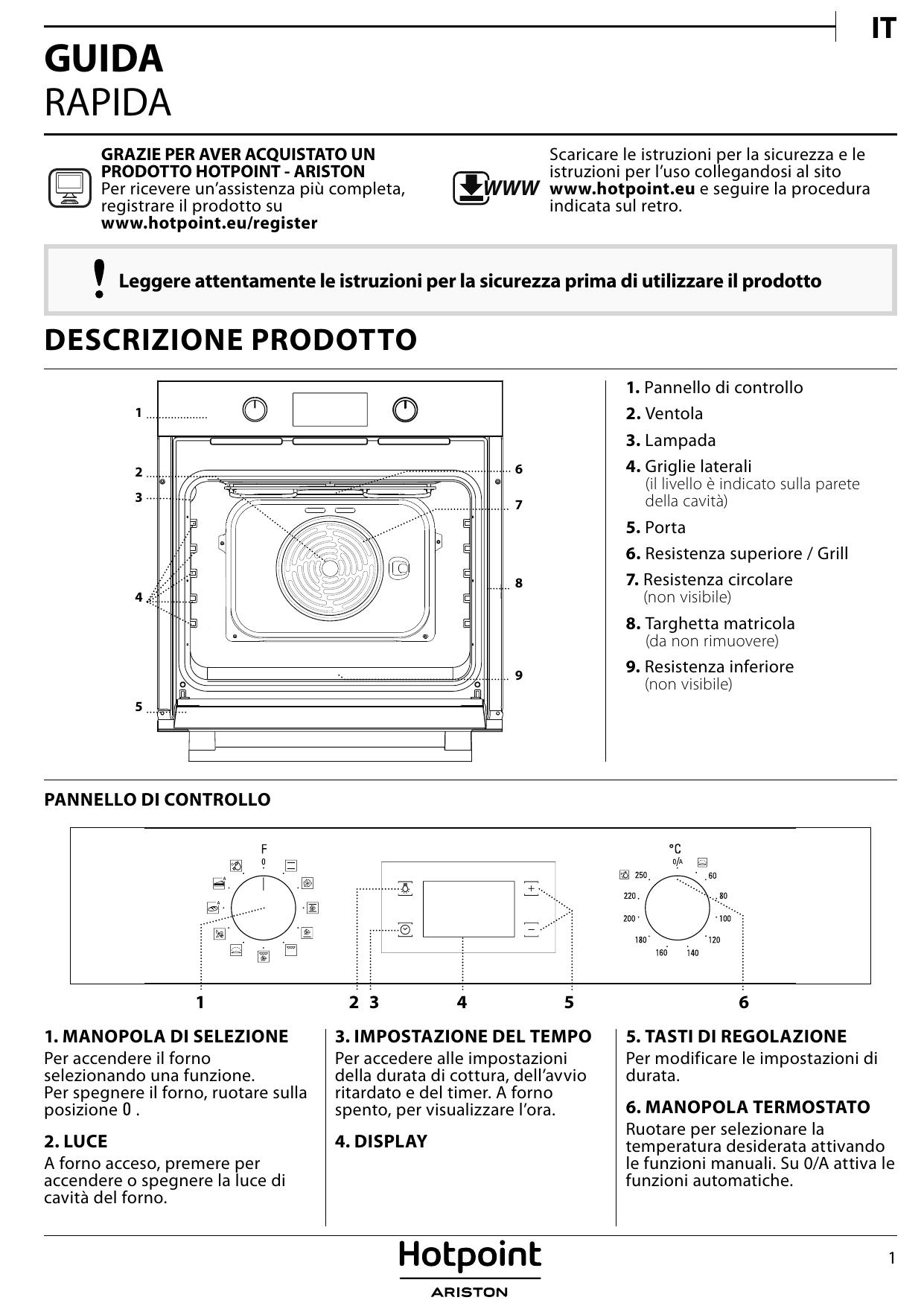 Whirlpool Fa3 841 H Ix Ha Setup And User Guide Manualzz Com